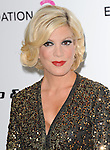 Tori Spelling at the 19th Annual Elton John AIDS Foundation Academy Awards Viewing Party held at The Pacific Design Center Outdoor Plaza in West Hollywood, California on August 27,2011                                                                               © 2011 DVS / Hollywood Press Agency