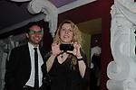 JOLANDA GURRERI<br /> PARTY DI PAOLO PAZZAGLIA<br /> PALAZZO FERRAJOLI ROMA 2010