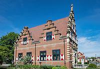 Zwaanendael Museum, Lewes, Delaware, USA