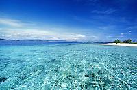 CORON BAY,ISLAND, PALAWAN