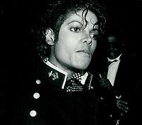 Michael Jackson 1986<br /> Photo By John Barrett-PHOTOlink.net / MediaPunch