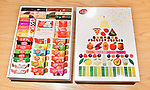 """The 35 assorted limited packege """"Kit Kats"""" for the 45th anniversary displayed at the Kit Kat Chocolatory Ginza in Tokyo, Japan on November 14, 2018. (Photo by AFLO)"""