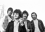 Fleetwood Mac  1968 Mick Fleetwood, Jeremy Spencer, Peter Green and John McVie<br /> © Chris Walter