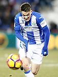 CD Leganes' Adrian Marin during La Liga match. January 28,2017. (ALTERPHOTOS/Acero)