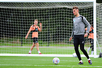 Joe Rodon of Swansea City during the Swansea City Training Session at The Fairwood Training Ground, Wales, UK. Tuesday 11th September 2018