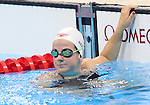 Camille Berube, Rio 2016 - Para Swimming // Paranatation.<br /> Team Canada trains at the Olympic Aquatics Stadium // Équipe Canada s'entraîne au Stade olympique de natation. 06/09/2016.