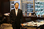 NEW YORK  - NOVERMBER 30, 2007:  Extell Development Corp's Gary Barnett on November 30, 2007 in New York City.  (Photo by Michael Nagle)