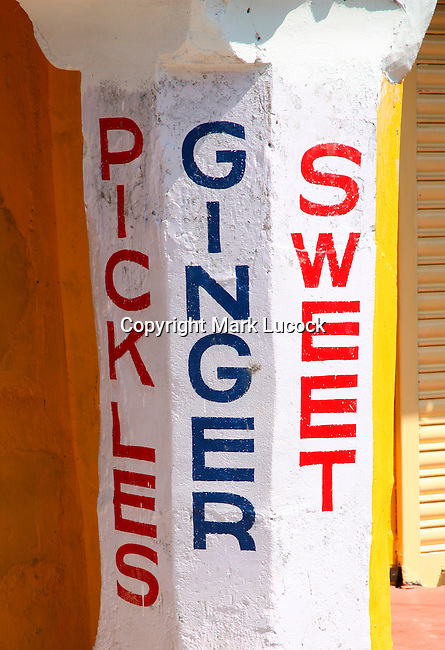 Sign in Kerala for Pickles, Ginger, Sweets