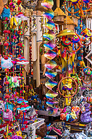Trinkets and Wall Hangings, Chinatown, Singapore.