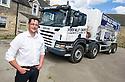Business Gateway client, Kenneth Hampton, Forth Valley Concrete Ltd