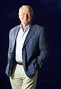 Paddy Ashdown former Lib Dem Politician   at The Edinburgh International Book Festival   . Credit Geraint Lewis