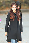 "Sa-Na (TWICE), Nov 16, 2018 : K-pop girl group TWICE attends the rehearsal of the KBS program ""Music Bank"" in Seoul, South Korea on November 16, 2018. (Photo by Pasya/AFLO)"