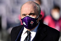 Fiorentina president Rocco Commisso looks on prior to the Italy Cup round of 16 football match between ACF Fiorentina and FC Internazionale at Artemio Franchi stadium in Firenze (Italy), January 13th, 2021. Photo Andrea Staccioli / Insidefoto