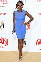 HOLLYWOOD, LOS ANGELES, CA, USA - JUNE 09: Naturi Naughton at the Los Angeles Premiere Of Screen Gems' 'Think Like A Man Too' held at the TCL Chinese Theatre on June 9, 2014 in Hollywood, Los Angeles, California, United States. (Photo by David Acosta/Celebrity Monitor)