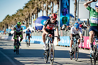 Brent Van Moer (BEL/Lotto Soudal) finishes 2nd in stage 6 from Castelraimondo to Lido di Fermo (169km) and is disapointed with the close finish and missing out on the win...<br /> <br /> 56th Tirreno-Adriatico 2021 (2.UWT) <br /> <br /> ©kramon