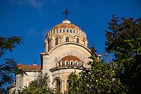 Agios Georgos tou Horafiou church on Kastellorizo, Greece