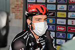 John Degenkolb (GER) Lotto-Soudal at sign on before the start of the 82nd edition of Gent-Wevelgem 2020 running 232km from Ypres to Wevelgem, Belgium. 11th October 2020.  <br /> Picture: Colin Flockton   Cyclefile<br /> <br /> All photos usage must carry mandatory copyright credit (© Cyclefile   Colin Flockton)