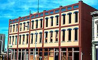 San Diego: San Diego Gaslamp Brokers Building, 621 Fourth at Market. (Photo '81)