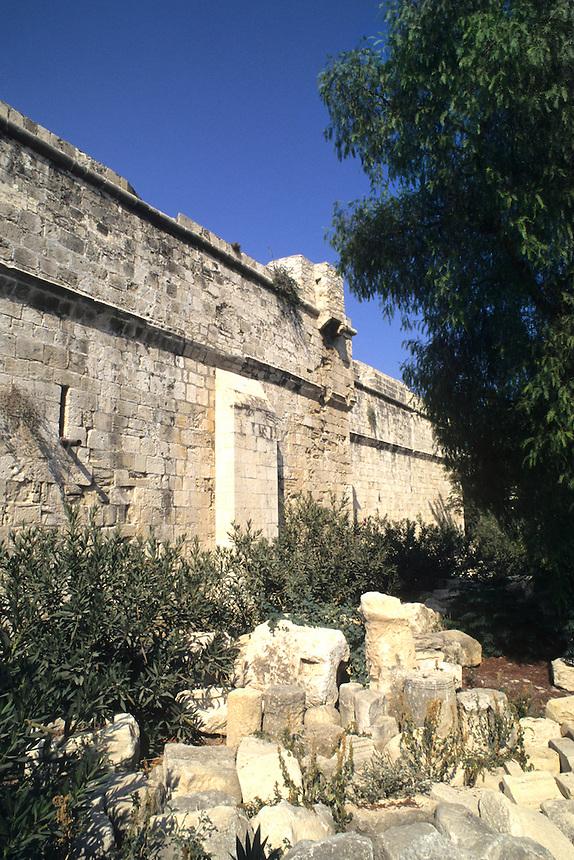 Kolossi Castle in Limassol Cyprus