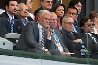 FA Chairman Greg Dyke and