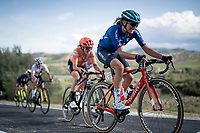 Katia Ragusa (ITA)<br /> <br /> Women's Elite Road Race from Imola to Imola (143km)<br /> <br /> 87th UCI Road World Championships 2020 - ITT (WC)<br /> <br /> ©kramon