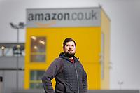 20201 01 27 Nathan Martin, Amazon Fulfillment Centre near Swansea, Wales, UK