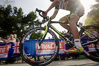 77th Flèche Wallonne 2013..Armando Quintero (COL)