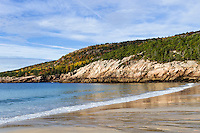 Sand Beach, Acadia NP, Maine, USA