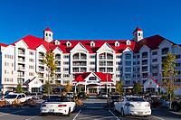 River Walk Resort Hotel at Loon Mountain.