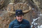 Art Wolfe on location, Hemis National Park, Ladakh, India