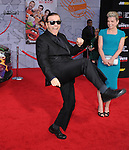 Ricky Gervais attends Disney's Muppets Most Wanted World Premiere held at The El Capitan Theatre in Hollywood, California on March 11,2014                                                                               © 2014 Hollywood Press Agency
