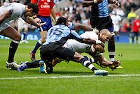 England v Fiji 20121110