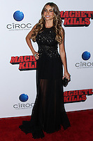 """LOS ANGELES, CA - OCTOBER 02: Actress Sofia Vergara arrives at the Premiere Of Open Road Films' """"Machete Kills"""" held at Regal Cinemas L.A. Live on October 2, 2013 in Los Angeles, California. (Photo by Xavier Collin/Celebrity Monitor)"""