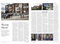 Der Kleine Bund, weekend supplement of Swiss daily Der Bund, 2009, September 19, Photographer: Martin Fejer