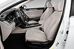 Front seat view of 2019 Hyundai Sonata SE 4 Door Sedan Front Seat  car photos