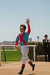 JUN 1,2014:Norihiro Yokoyama at Japanese Derby ceremonyat Tokyo  in Tokyo, Japan. Kazushi Ishida/ESW/CSM