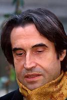 il direttore d'orchestra Riccardo Muti