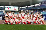 Jiangsu FC (CHN) vs Shanghai SIPG FC (CHN) during the AFC Champions League 2017 Round of 16 match at the Nanjing Olympic Stadium on 31 May 2017 in Nanjing, China. Photo by Marcio Rodrigo Machado / Power Sport Images