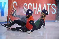SCHAATSEN: HEERENVEEN: 05-12-2020, IJsstadion Thialf, Shorttrack, Invitation Cup, ©foto Martin de Jong