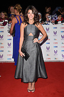 Natalie Anderson<br /> at the Pride of Britain Awards 2016, Grosvenor House Hotel, London.<br /> <br /> <br /> ©Ash Knotek  D3191  31/10/2016