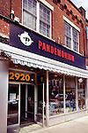 Pandemonium record shop at the Junction neighbourhood in Toronto, Canada