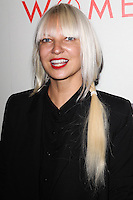 """BEVERLY HILLS, CA, USA - MAY 10: Sia at the """"An Evening With Women"""" 2014 Benefiting L.A. Gay & Lesbian Center held at the Beverly Hilton Hotel on May 10, 2014 in Beverly Hills, California, United States. (Photo by Celebrity Monitor)"""