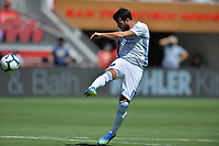 Santa Clara, CA - Sunday July 22, 2018: Vako during a friendly match between the San Jose Earthquakes and Manchester United FC at Levi's Stadium.