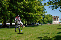 GBR-Sophie Brown rides Sarchie during the Cross Country for the CCI-L 3* Section B. 2021 GBR-Saracen Horse Feeds Houghton International Horse Trials. Hougton Hall. Norfolk. England. Saturday 29 May 2021. Copyright Photo: Libby Law Photography