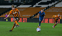Hull City's Martin Samuelsen misses from the penalty spot<br /> <br /> Photographer Alex Dodd/CameraSport<br /> <br /> EFL Papa John's Trophy - Northern Section - Group H - Hull City v Grimsby Town - Tuesday 17th November 2020 - KCOM Stadium - Kingston upon Hull<br />  <br /> World Copyright © 2020 CameraSport. All rights reserved. 43 Linden Ave. Countesthorpe. Leicester. England. LE8 5PG - Tel: +44 (0) 116 277 4147 - admin@camerasport.com - www.camerasport.com