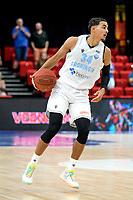 GRONINGEN - Basketbal , Open Dag met Donar - Antwerp Giants , voorbereiding seizoen 2021-2022, 05-09-2021,  Donar speler Marquis Addison