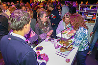 Nieuwegein,  Netherlands, 24 November 2018, KNLTB Year congress KNLTB, Lunch<br /> Photo: Tennisimages.com/Henk Koster
