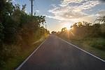 Driving Near Esperanza