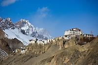 Lama Yuru Monastery in Ladakh