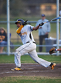 Lakewood Spartans catcher Marcus Bradley (22) during a game against the Boca Ciega Pirates at Boca Ciega High School on March 2, 2016 in St. Petersburg, Florida.  (Copyright Mike Janes Photography)